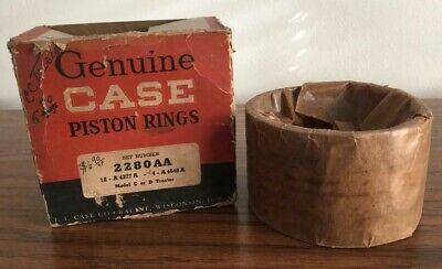 Genuine Case Piston Rings Tractor