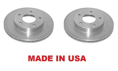 Disc Brake Rotors Front Aimco fits 97-98 Nissan 240SX  PAIR  MADE IN USA