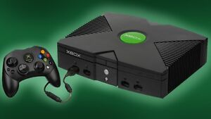 ISO ORIGINAL XBOX GAMES AND CONTROLLERS