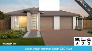 DUAL OCCUPANCY IN LOGAN RESERVE  -  high rental yield 6% Logan Reserve Logan Area Preview