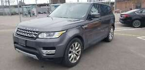 2015 Land Rover Range Rover Sport V6 HSE Premium, Convenience, Driver Tech, Meridian
