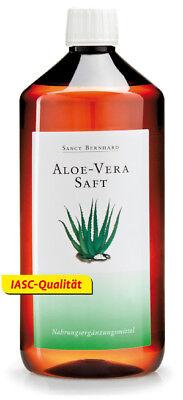 1 Liter Aloe Vera Saft von Sanct Bernhard (1 Flasche)