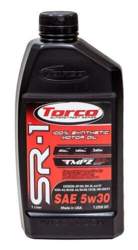 TORCO+SR-1+SYNTHETIC+MOTOR+OIL+SAE+5W30+1+LITRE