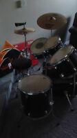 Yamaha Gignaker Drum Set