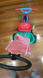 Berchet Voyager Baby Driver Tricycle South Yarra Stonnington Area Preview