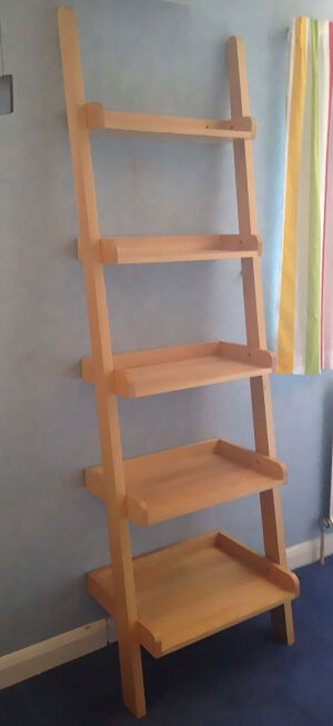 Another Home Furnishing Company Marks And Spencer Makes A Unique Style Of Bookcase The Step Ladder By Looks Just As It Sounds