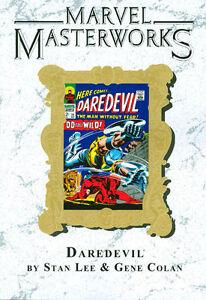 MARVEL-MASTERWORKS-DAREDEVIL-VOL-3-TPB-Gene-Colan-Comics-DM-VARIANT-41-TP