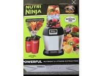 Brand new Nutri ninja 900w