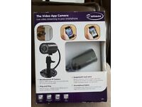 The video app camera