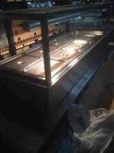 Large Cafe / Restaurant Bain Marie Hot Food Glass Cabinet Display Moorabbin Kingston Area Preview