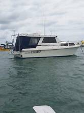 Cruise craft Executive 800 Burrum Heads Fraser Coast Preview