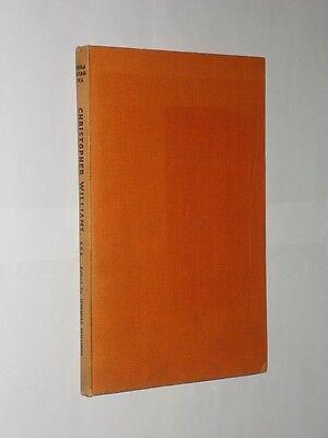 Christopher Williams, RBA. Edited By Jeremiah Williams. Undated Hardback Book.