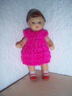 Kleid Puppenkleid für 10,0 cm Ari Puppe Puppenstube