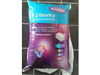 Slumberdown Pair of Bouncy Pillows