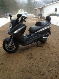 Scooter SYM  rv 250cc