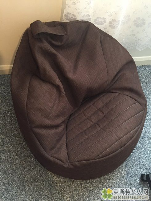 John Lewis Snug Bean Chair Collection Only In Leicester