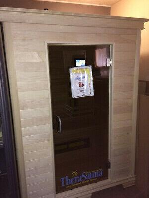 New  TheraSauna  Far-Infrared  Indoor  Sauna. Dry-heat  type (best kind to buy) Best Far Infrared Sauna