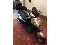 Sym 125cc Scooter
