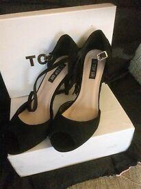 TOP OR Ladies heeled shoes