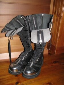 Demonia Boots (Temporarily Unavailable)