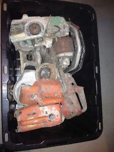 Stihl 350 Concrete Saw Parts $125 obo