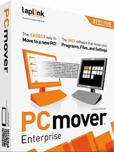 Laplink software PCmover 10 | Full version | LifeTime License Key