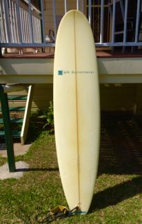 7'4 Mini Mal surfboard
