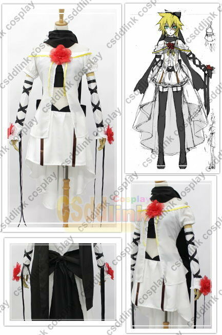 Vocaloid The Lost Memory Zerochan Len Cosplay Costume outfit