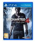 Uncharted 4 A Thiefs End | PlayStation 4 (PS4) | iDeal