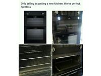 New world intergrated cooker