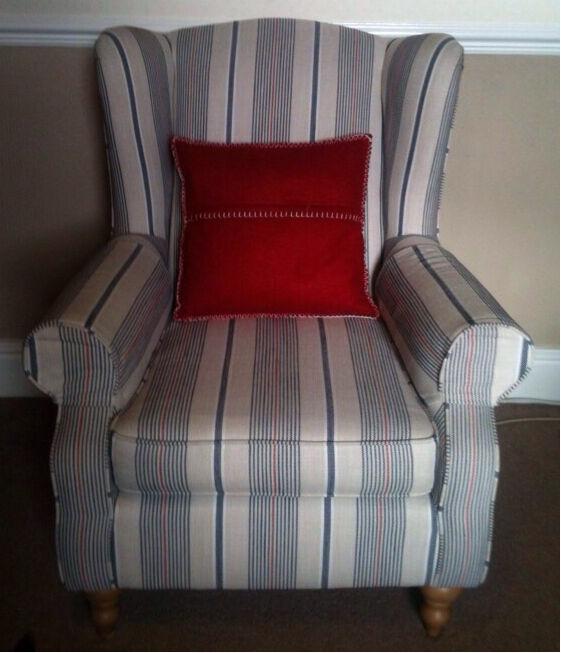 New Next Sherlock Chair In Longtown Cumbria Gumtree