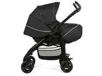 Silver Cross 3D pram & pushchair all in one