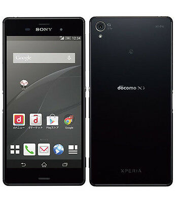 Sony Xperia Z3 So 01G 32Gb 5 2   Gsm Unlocked    Mint Condition