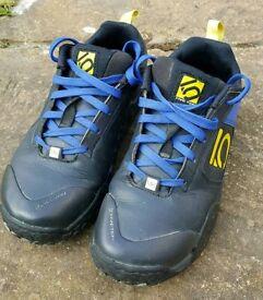 Five Ten Mi6 Impact VXI mtb shoes size 8