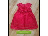 Debenhams dress age 5-6 years