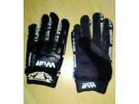 Wulf Motorcross gloves