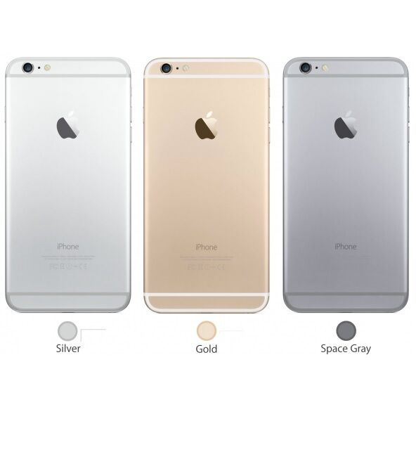 apple iphone 6 plus 16gb 64gb gsm factory unlocked smartphone gold gray silver ebay. Black Bedroom Furniture Sets. Home Design Ideas
