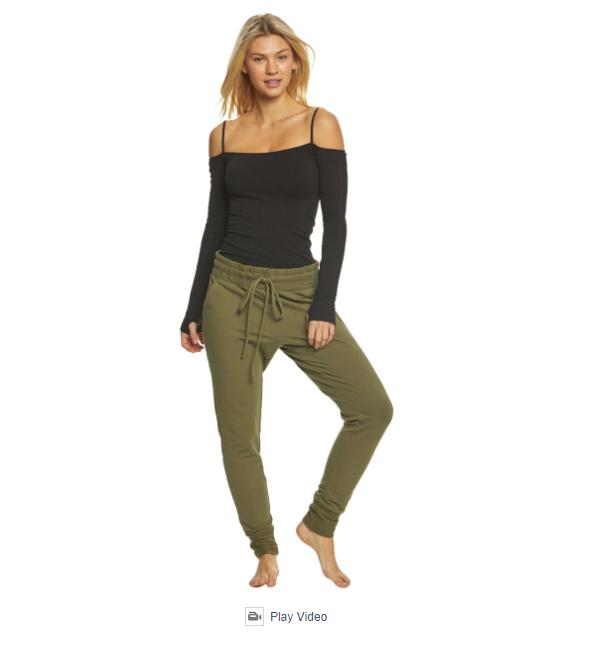 NWT Free People Movement Sunny Skinny Sweat Pants Retail $48