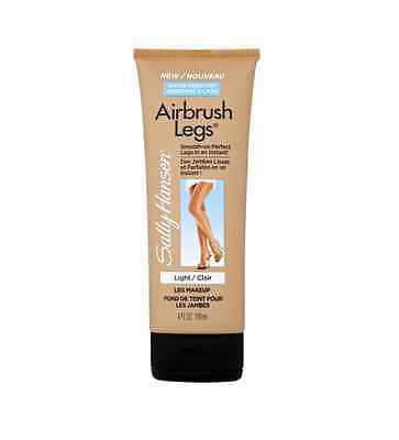 Sally Hansen Airbrush Legs Leg Makeup, Light 4 oz