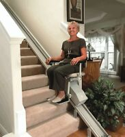 KINGSTON STAIRLIFTS.   613-889-4141  USED $1499