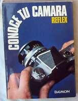Conoce Tu Cámara Reflex - W. R. Hawken - Ed. Daimon 1978 - Ver Indice -  - ebay.es