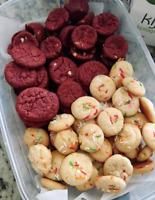 Chewy cookies/ sri Lankan Nanaktha /cookie pops