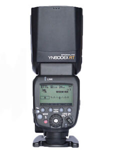 YONGNUO YN600EX-RT / YN E3 RT 2.4G Flash Speedlite Canon