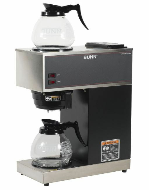 Commercial Automatic Coffee Maker ~ Restaurant coffee maker commercial automatic bunn brewer