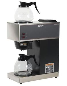 restaurant coffee maker commercial automatic bunn brewer warmers 2 pots store - Commercial Coffee Maker