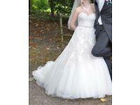Sophia Tolli Prinia Wedding dress