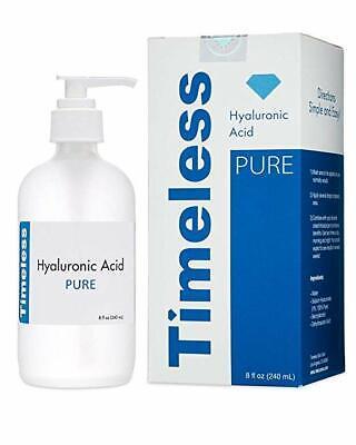 Timeless Hyaluronic Acid Serum PURE. 8 fl oz (240 ml) Refill. Bottled (Serum Refill)
