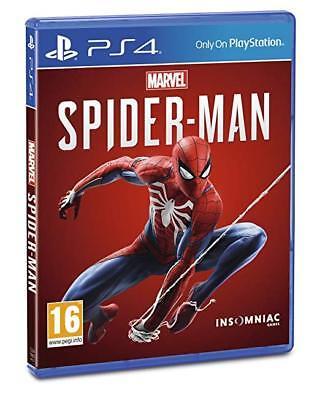 Marvels Spider Man PS4 Spiel *NEU OVP* Marvels Spiderman 2018 Playstation 4