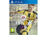 Fifa 17 PS4 *NEW* *UNOPENED*