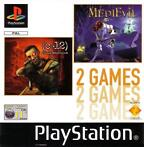 C-12: Final Resistance / Medievil (double pack) (Playstat...
